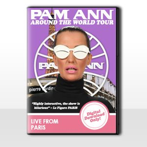 PAM ANN - LIVE FROM PARIS