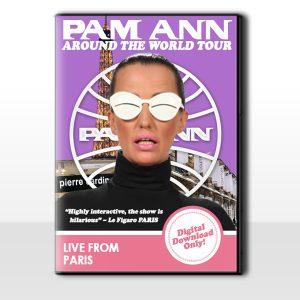 PAM ANN - LIVE FROM PARIS